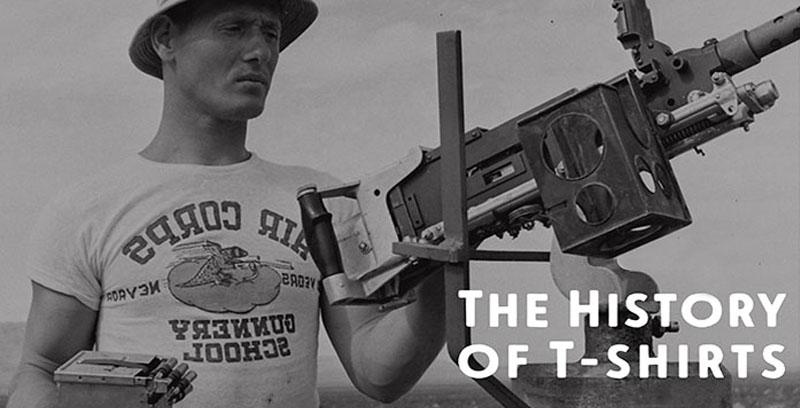 Scurt istoric al tricourilor