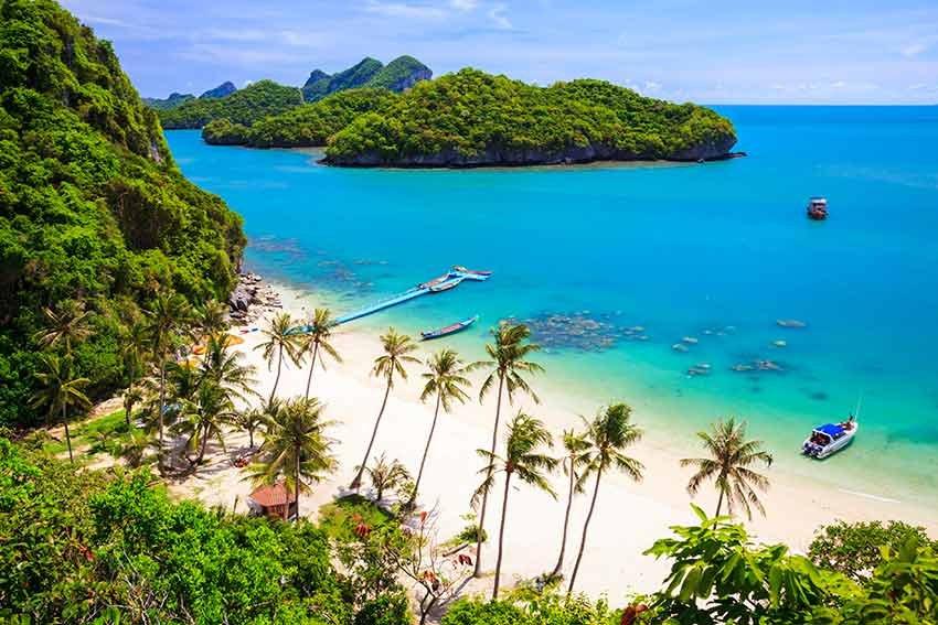 Care sunt principalele atractii turistice in Thailanda?