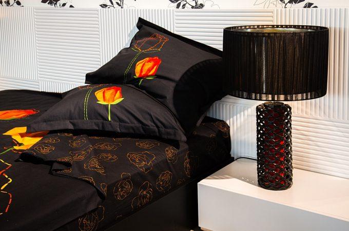 Lenjerii de pat confectionate din materiale naturale