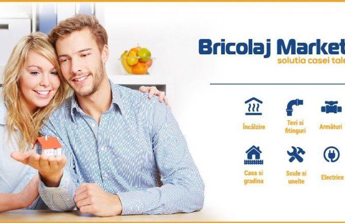 Sisteme de incalzire si racire pentru casa, regasite la Bricolaj Market