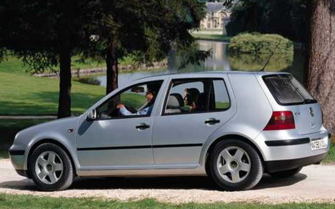 Cum a aparut Vokswagen Golf IV – una dintre cele mai populare masini din Romania
