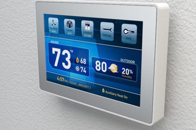 Avantajele termostatelor Wi-Fi