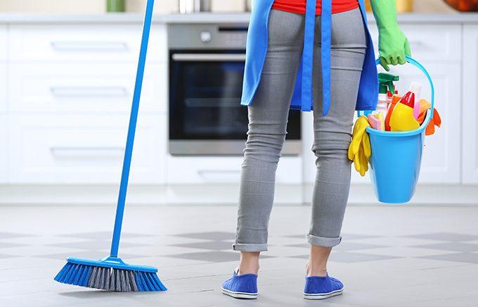 3 sfaturi pentru o curatenie rapida