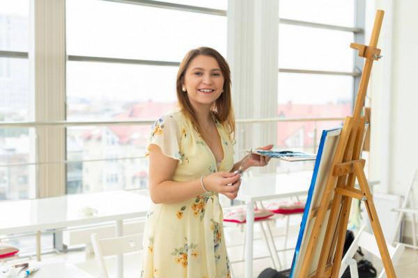 Picturi pe numere pentru artistii la inceput de drum
