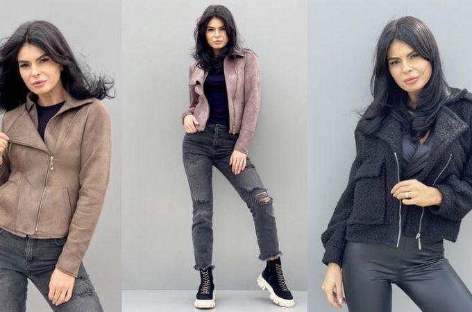 O jachetă de la Ramona Bădescu aduce un plus stilistic outfit-urilor tale toamna aceasta